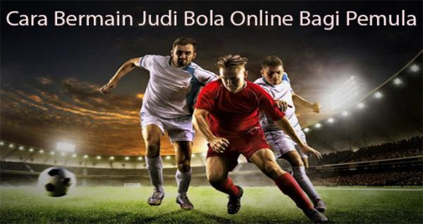Cara Bermain Judi Bola Online Bagi Pemula